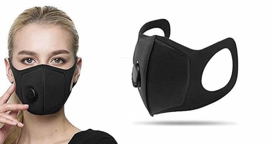 masque respiratoire reutilisable